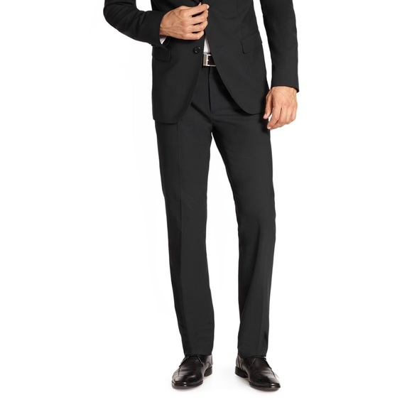 b5601f6114 Theory Pants | Mens Black Suit | Poshmark